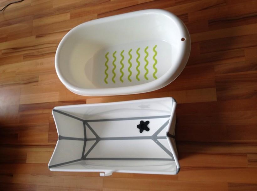 Stokke Flexi Bath vs. Ikea Lattsam