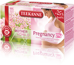 Teekanne Mother & Child Pregnancy Tea
