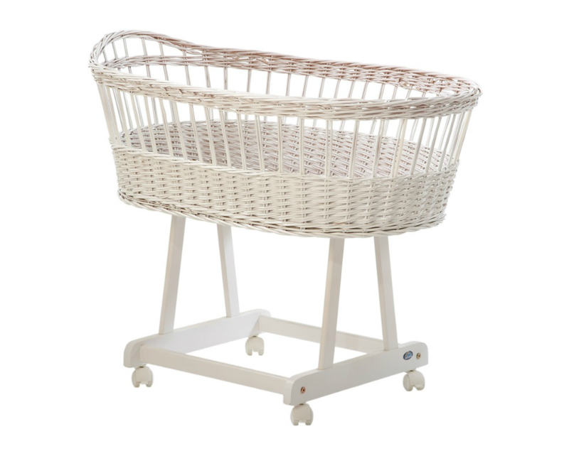 Košík Alvi Birthe podvozok