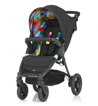 Britax B-Motion 4 Hidden Treasure Recenzia