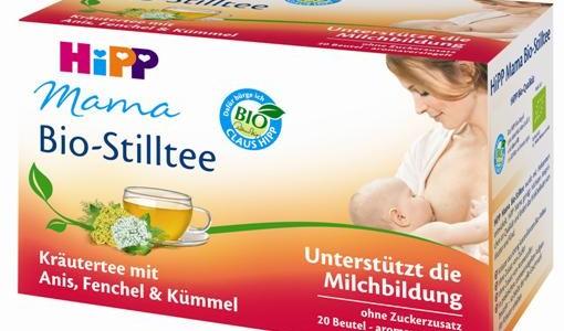 HiPP Mamma BIO Čaj pre dojčiace matky