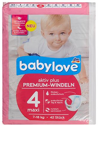 dm newborn windeln