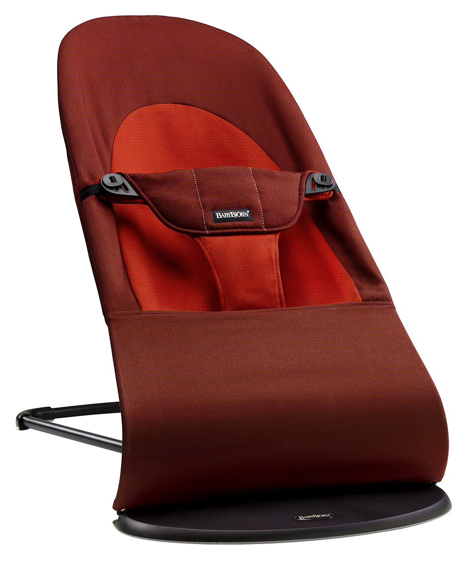 Babybjorn Balance Soft_Cotton_Rust Orange