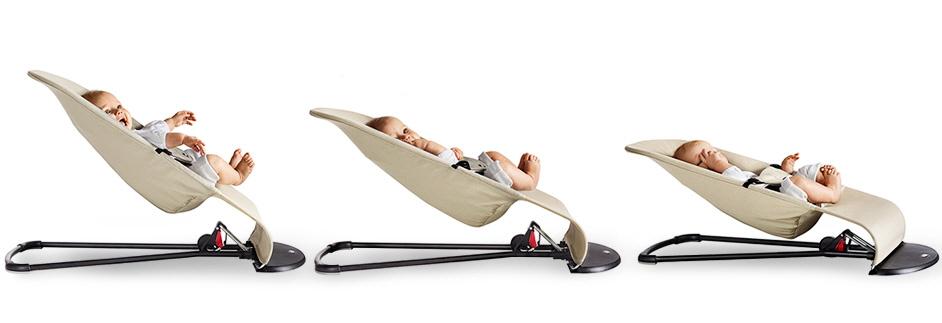 Babybjorn-balance-soft-polohovanie lehátka