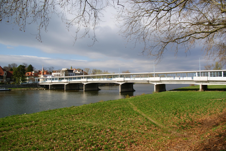 Kolonádový most Piešťany