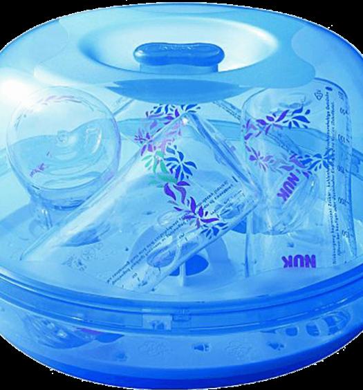 Sterilizátor do mikrovlnky NUK