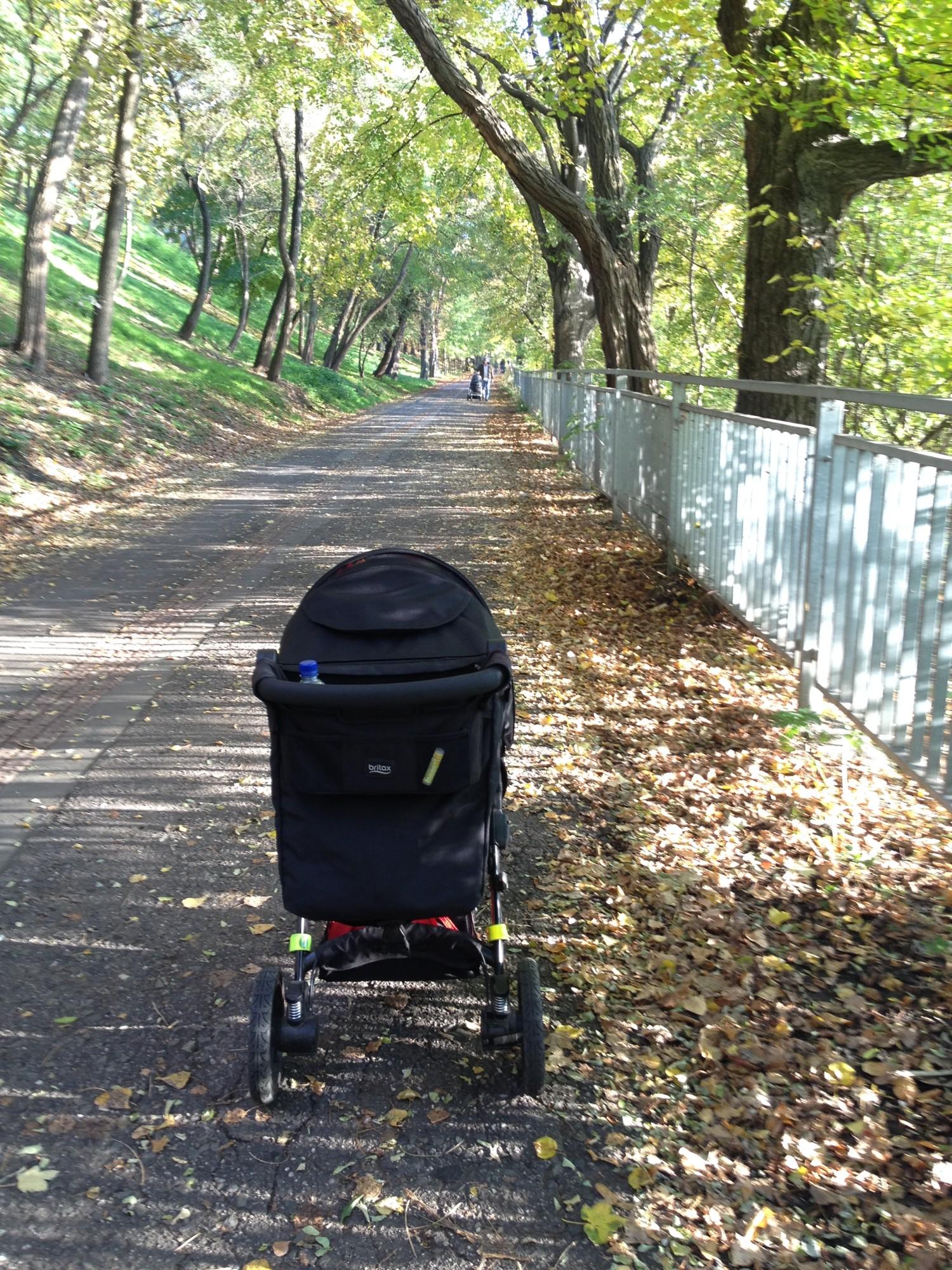 Beh s kočíkom vs. strollering