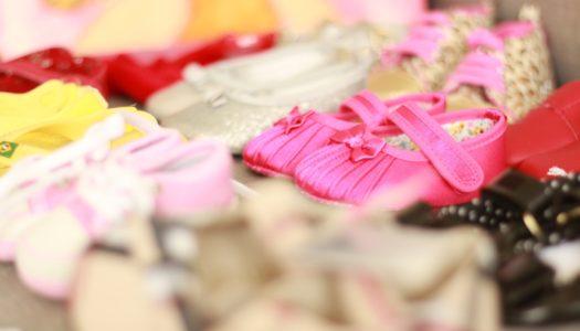 6 tipov ako správne vybrať prvé detské topánky