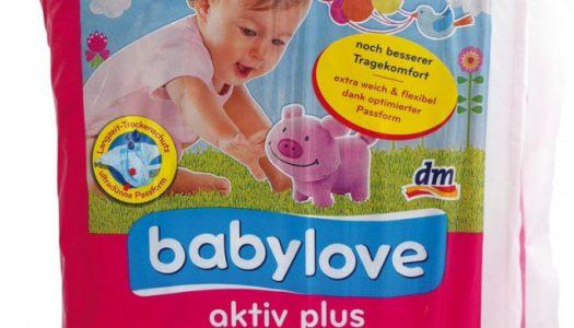 Babylove Premium Aktiv Plus