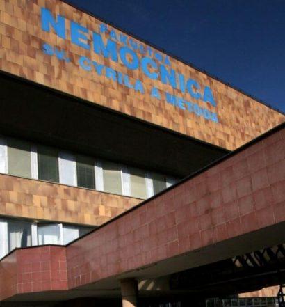 Nemocnica sv. Cyrila Metoda na Antolskej - jedna z najväčsích pôrodníc na Slovensku.