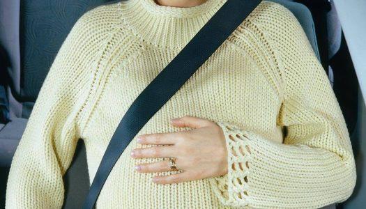 Tehotenský bezpečnostný pás do auta Clippasafe Bump Belt