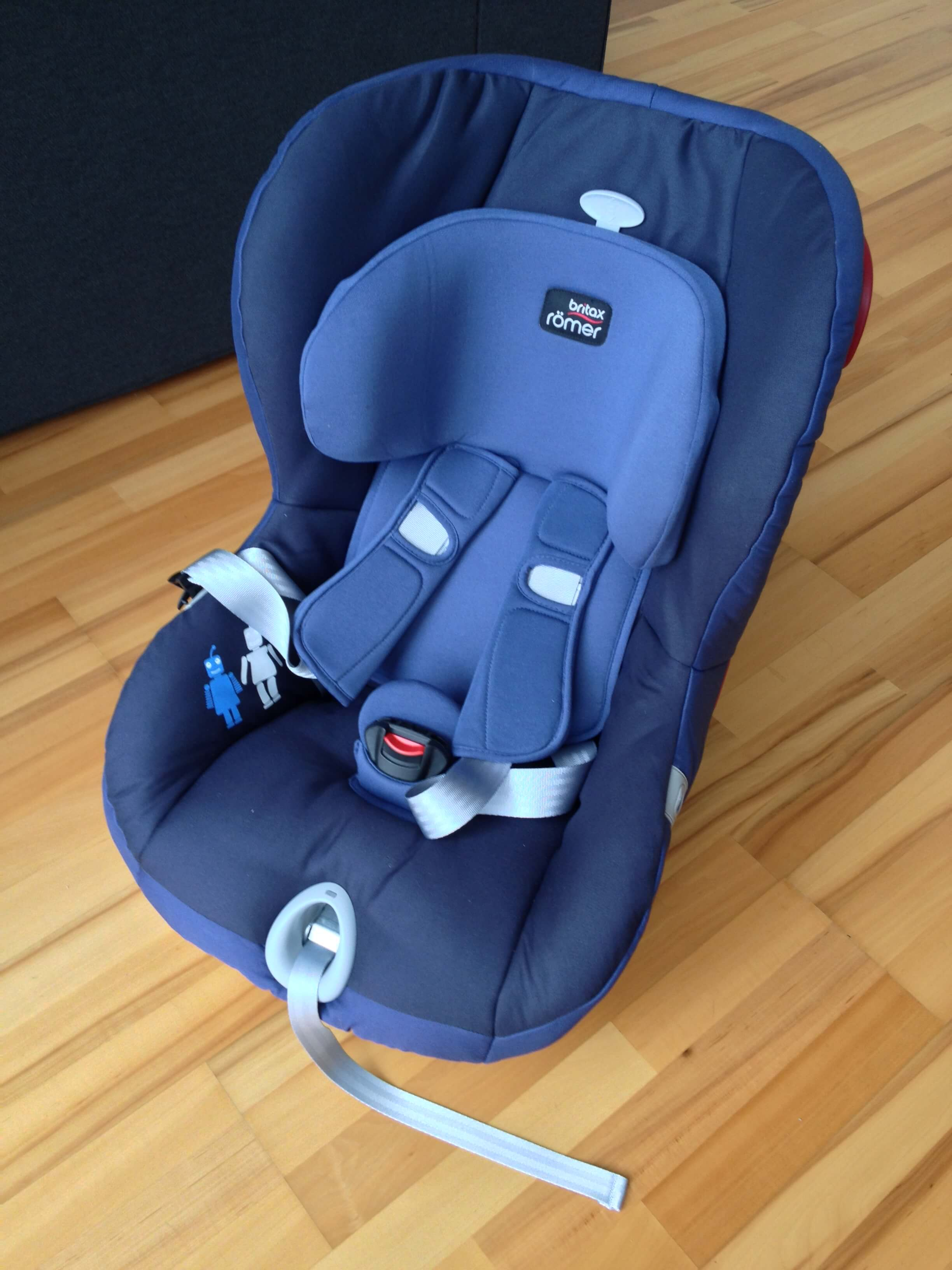 britax r mer king ii ls recenzia a sk senosti. Black Bedroom Furniture Sets. Home Design Ideas