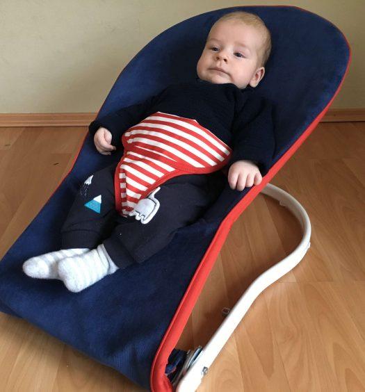 Detské lehátko Ikea Tovig - moje skúsenosti a recenzia