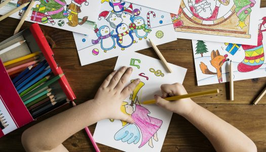 Ako zabaviť deti v reštaurácii a dôstojne sa najesť?