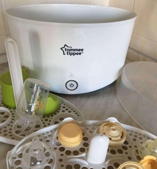 Vyskúšala som sterilizátor Tommee Tippee Closer to Nature - oplatí sa táto investícia?