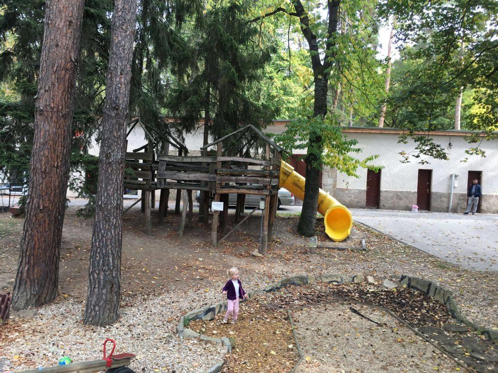Outdoorové aktivity pre deti v hoteli Oxigén